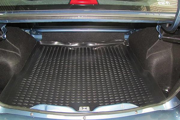 Багажник вмещает целых 510 литров поклажи.
