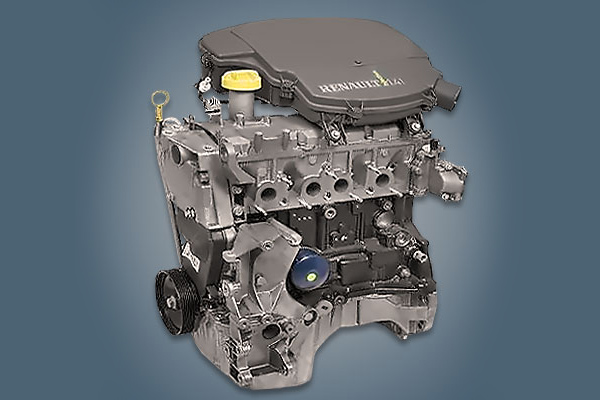 Двигатель RenaultLogan1.4 K7J