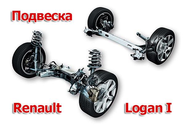 Подвеска Renault Logan I поколения
