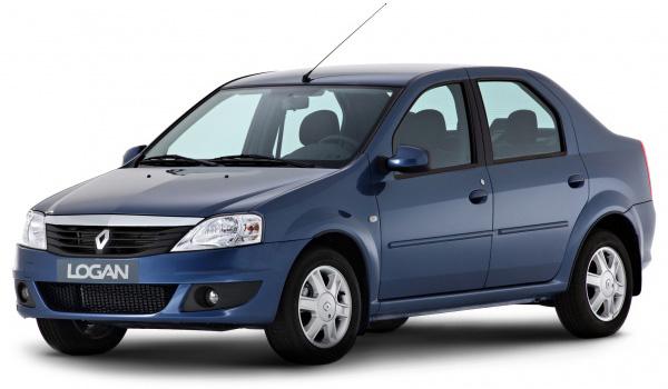 Renault Logan 2013 года