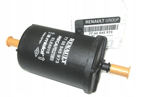 Топливный фильтр Renault Logan 1