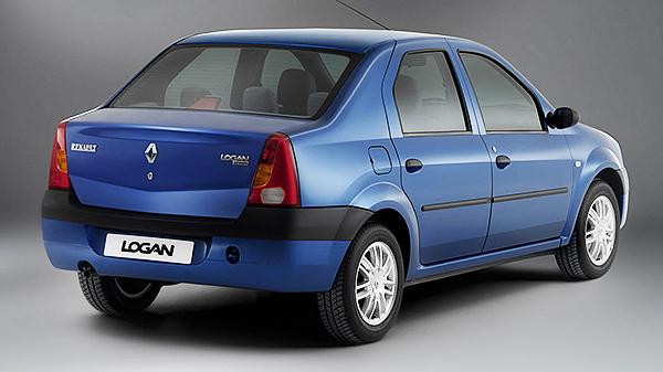 Renault Logan 2004-2009 гг.
