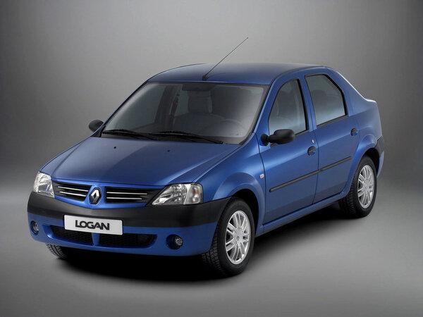 Renault Logan 2004