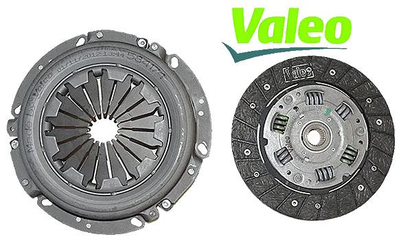 Комплект сцепления Renault Logan фирмы Valeo - арт. 821-342