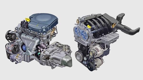 Характеристика двигателей Renault