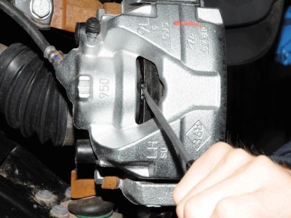 Меняем тормозные диски на Renault Duster