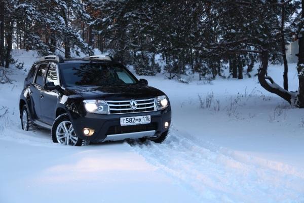 Хадовая Renault Duster Adventure
