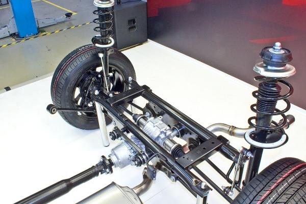 Меняем задние пружины на renault Duster 4x4