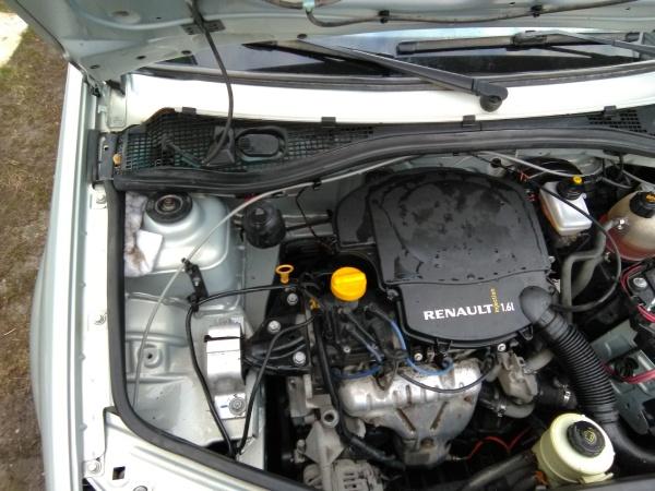 Характеристики двигателя Logan 2