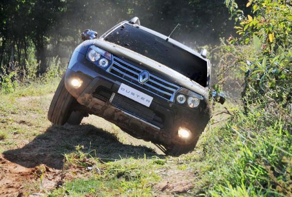 Тест-драйв дизельного Renault Duster