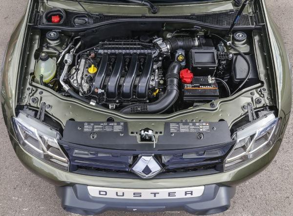 Технические характеристики Duster Dakar