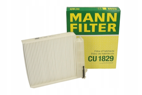 Выбираем салонный фильтр Renault Duster