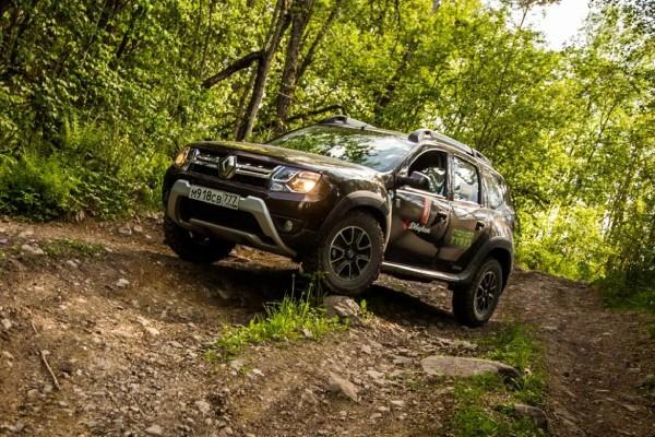 Подвеска Renault Duster Dakar