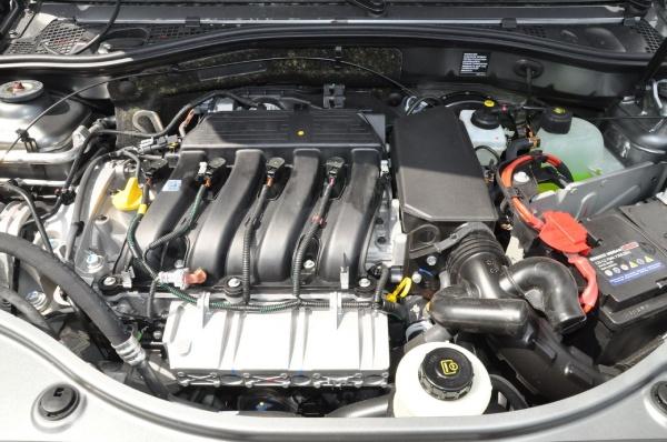 Технические характеристики двигателей Renault Duster
