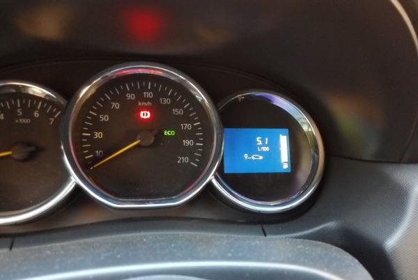 Тест-драйв дизельного Renault Duster в городе