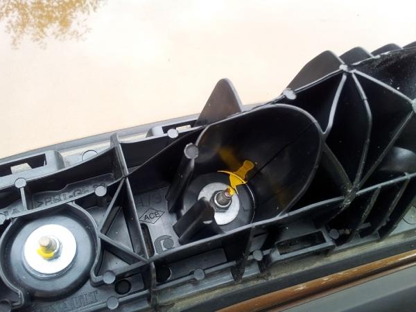 Дорабатываем рейлинги на Renault Duster