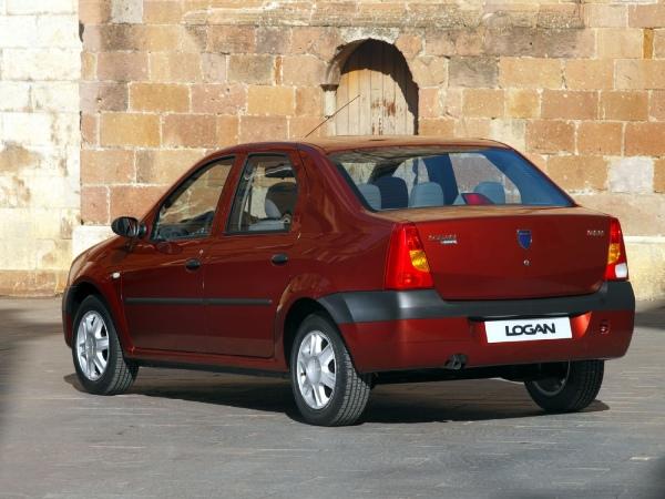 Снимаем бампер на Renault Logan 1