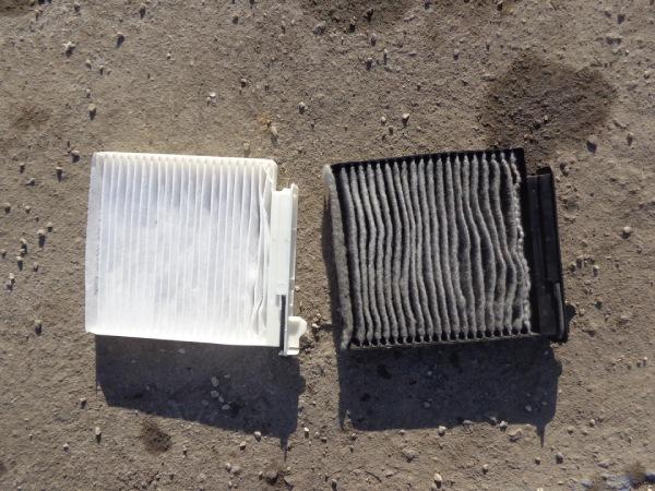 Интервал замены салонного фильтра Renault Duster