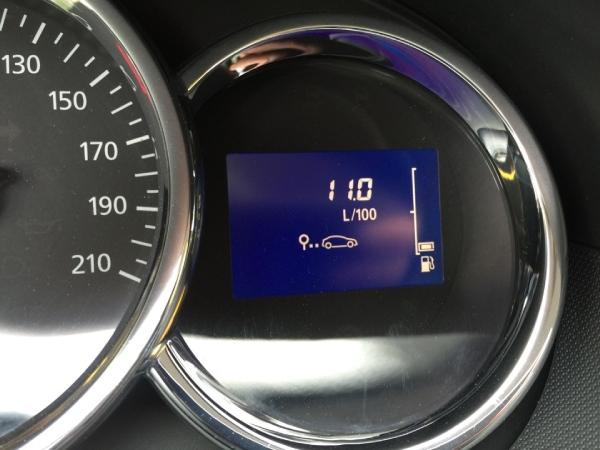 Приборная панель Renault Logan 2