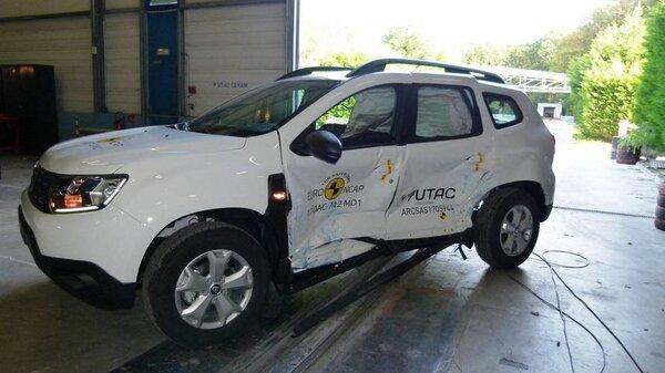 Краш-тест от Euro NCAP