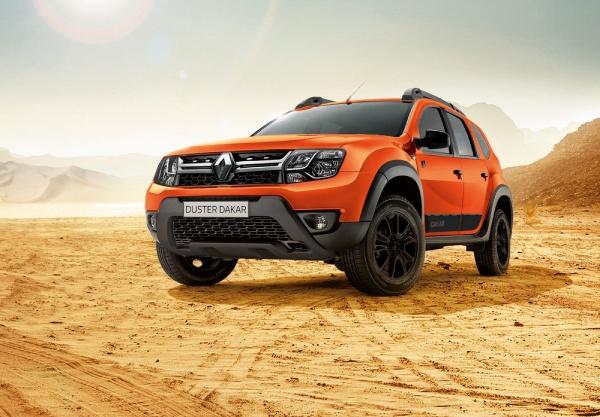 Renault Duster Dakar внешность