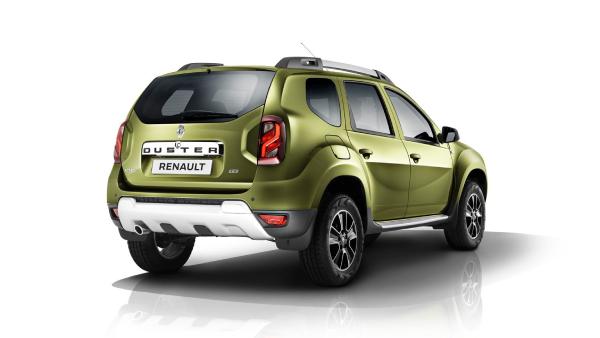 Внешность Renault Duster