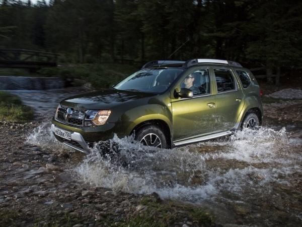 Test drive Renault Duster Adventure