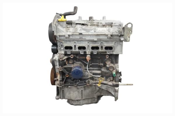 Обслуживание двигателя - K7J
