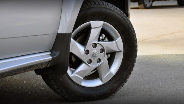 Размер шин Renault Duster