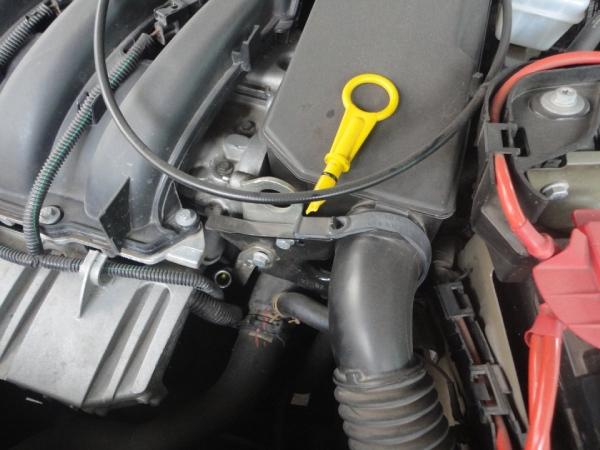 Масленый щуп Renault Duster