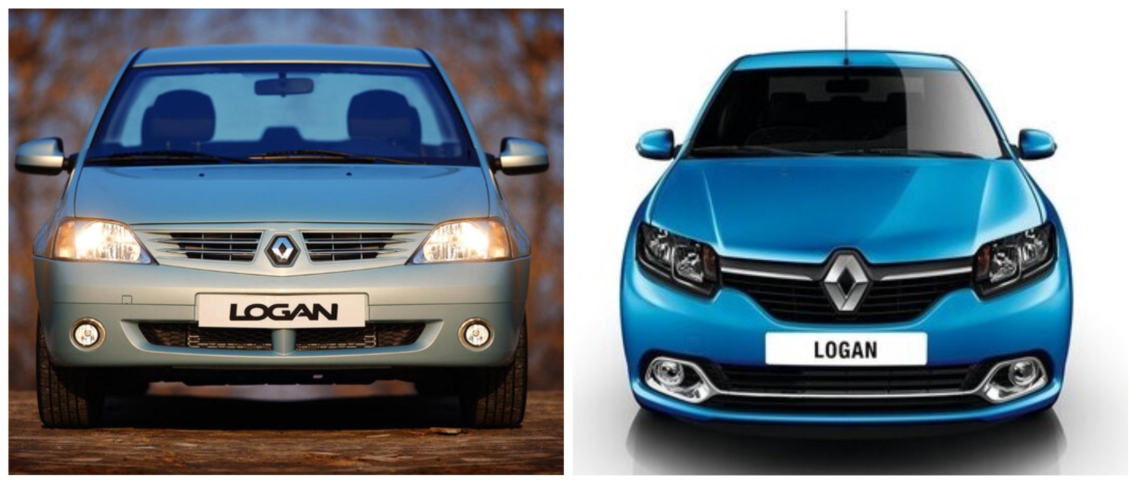 Renault Logan 2004 / Renault Logan 2014