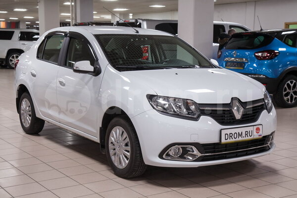Renault Logan 1.6 MT Luxe Privilege
