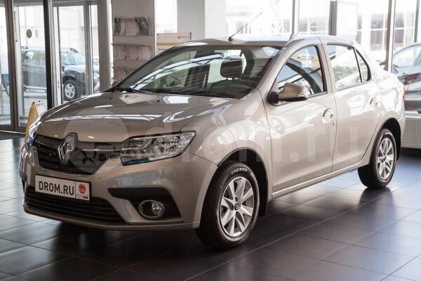 Renault Logan 1.6 MT Drive