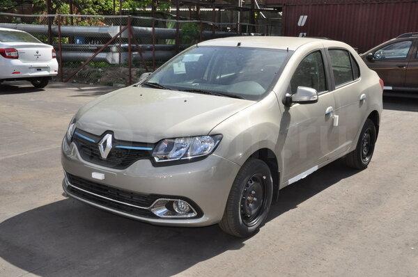 Renault Logan 1.6 MT Privilege