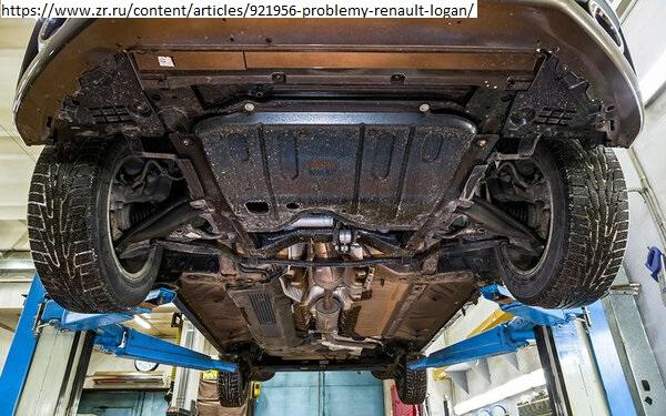 подвеска Renault Logan 2