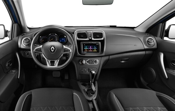 Renault Logan Stepway 2018