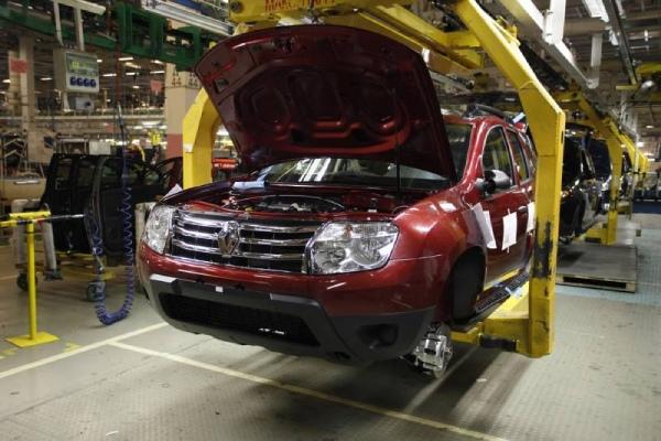 Производство Renault в Китае