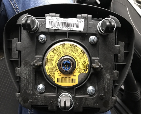 Устанавливаем круиз-контроль на Duster