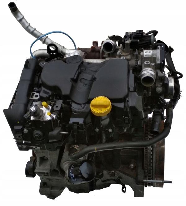 Двигатели на Renault Duster