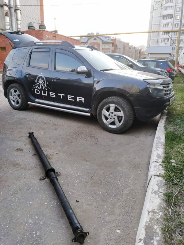 Опыт ремонта карданного вала Duster