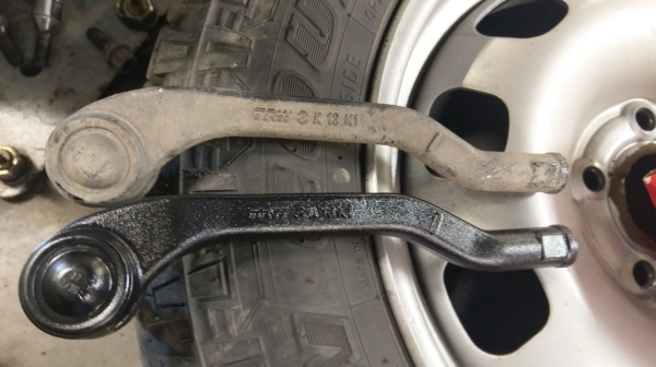 Признаки неисправности рулевых наконечников Duster