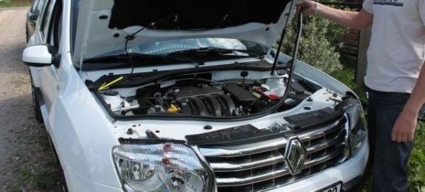 Проблемные места Renault Duster
