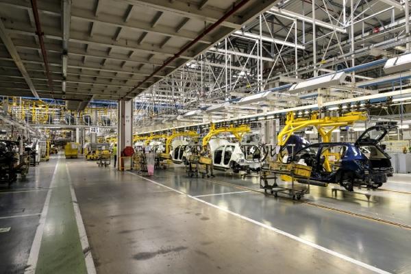 Производство Renault Duster