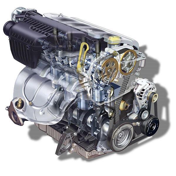 двигатель 2.0 F4R